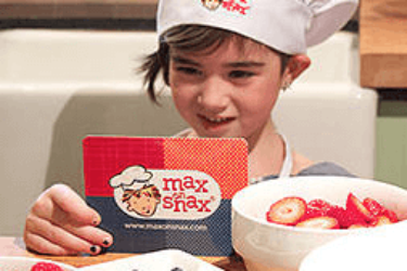 Max on Snax