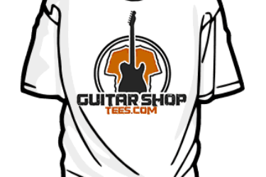Guitar Shop Tees