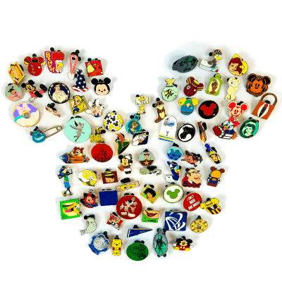 Mickey Monthly Pin Edition