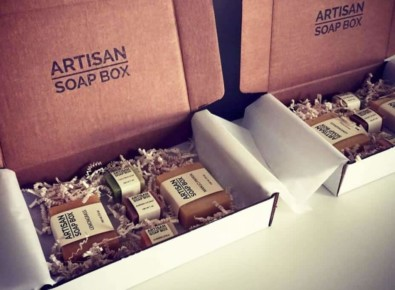 Artisan Soap Box