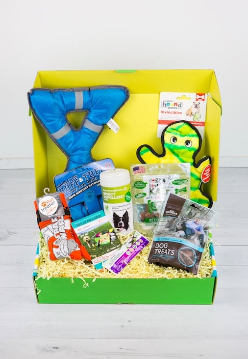 Pet Treater Deluxe Dog Pack
