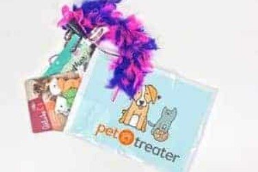 Pet Treater Cat Pack
