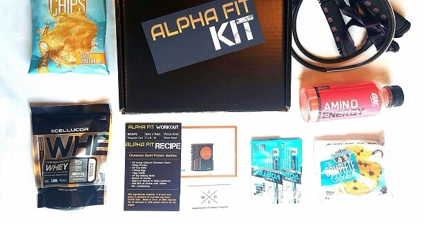 Alpha Fit Kit