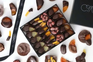 Compartes Gourmet Chocolate of the Month