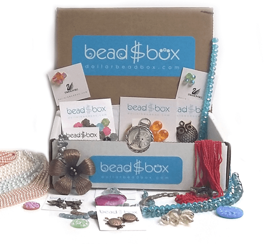 The Dollar Bead Box Hello Subscription