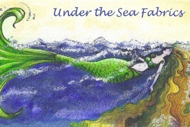 Under The Sea Fabrics Fabric of the Month