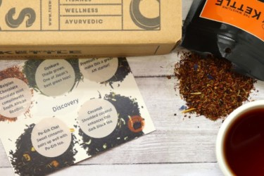 Whistling Kettle Tea of The Month