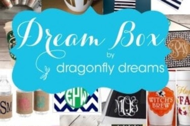 Dragonfly Dreams Dream Box