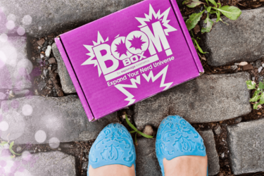 BOOM!Box by Espionage Cosmetics