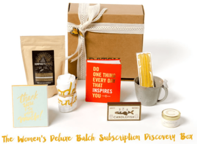 Batch Discovery Box – Women's