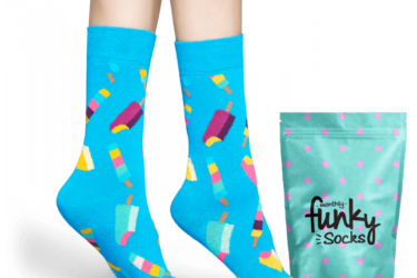 Monthly Funky Socks