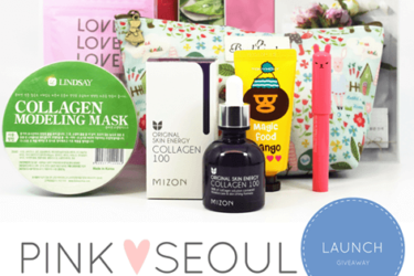 PinkSeoul Mask Box