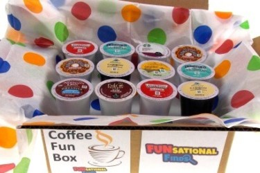 Coffee Mini Fun Box