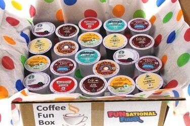 Coffee Fun Box Of The Month