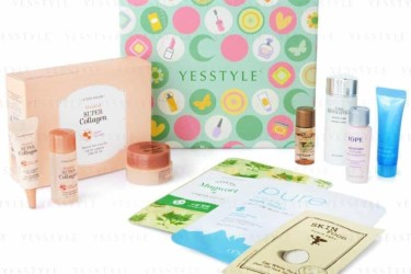 YesStyle Beauty – Korean Beauty Sample Box