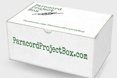 Paracord Project Box