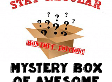 Monthly Mystery Box of Awesome