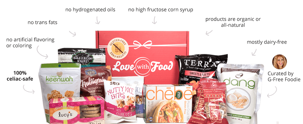 Love with Food Gluten-Free