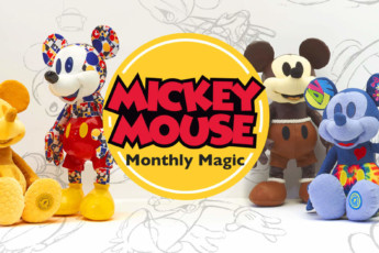 Mickey Mouse Monthly Magic Collectibles