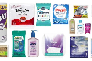 Amazon Household Essentials Sample Box