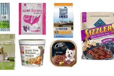 Amazon Dog Food & Treats Sample Box