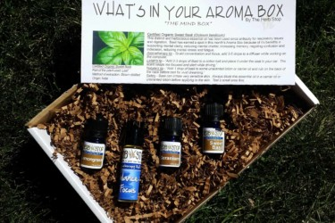 Aroma Box by The Herb Stop