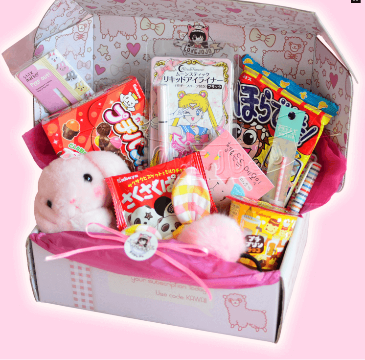 Lovejojo Kawaii Subscription Box Hello Subscription