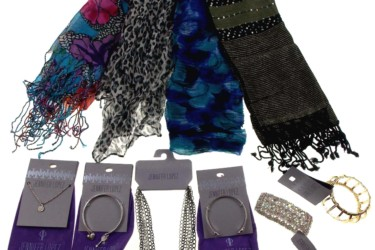 Scarf & Jewelry Gift Box