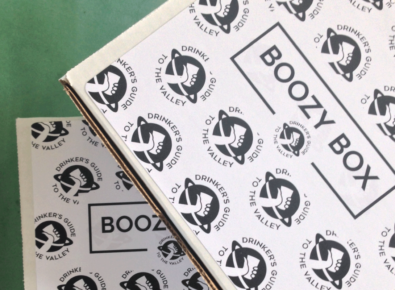 Drinker's Guide to the Valley Boozy Box