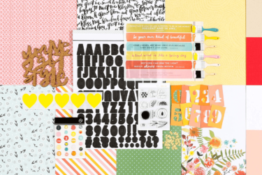 Studio Calico Scrapbook Kit