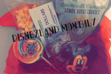 Magical Monthly: Snack Subscription