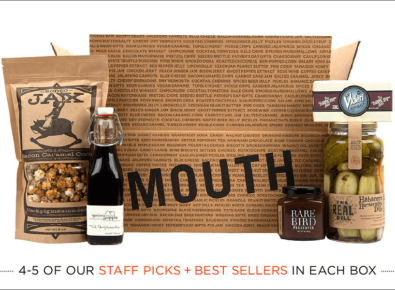 Mouth: Best of Mouth Box