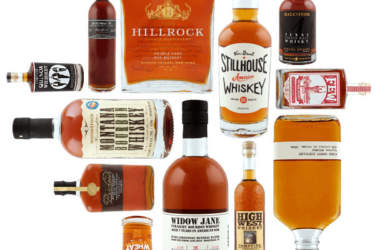 Mouth: Whiskey Every Month
