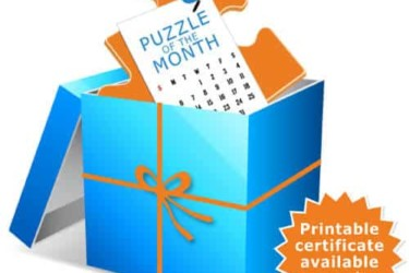 Puzzle Warehouse Puzzle of the Month Club