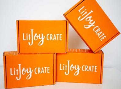 LitJoy Middle Grade Crate