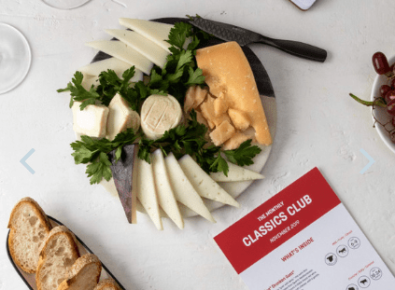 Murray's Classic Cheese of the Month