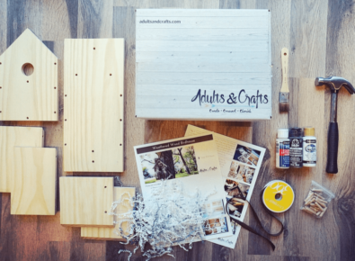 Adults & Crafts