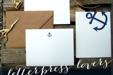 Letterpress Lovers Club