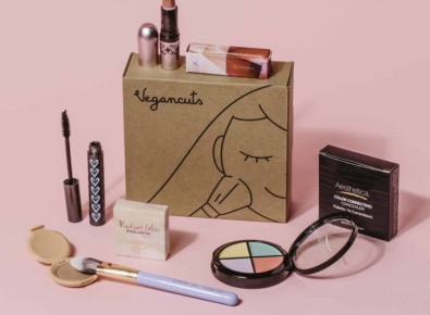 Vegancuts Makeup Box