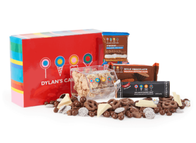 Dylan's Candy Bar Chocolates Box