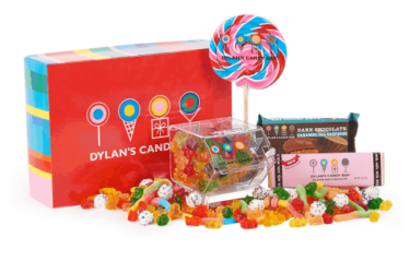 Dylan's Candy Bar Signatures Box