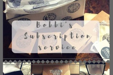 Bobbi's Jewelry Subscription Box