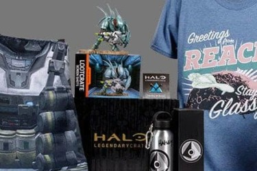 Halo Legendary Crate
