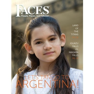 Cricket FACES Magazine