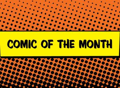 Comic Of The Month Club