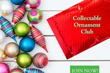 My Christmas Crate Collectable Ornament Club