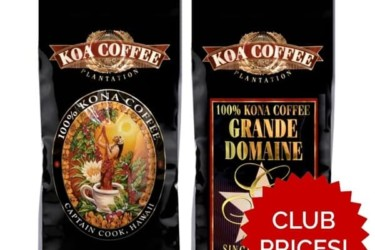 Koa Coffee Kona Coffee Club