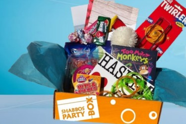 Shabbos Party Box