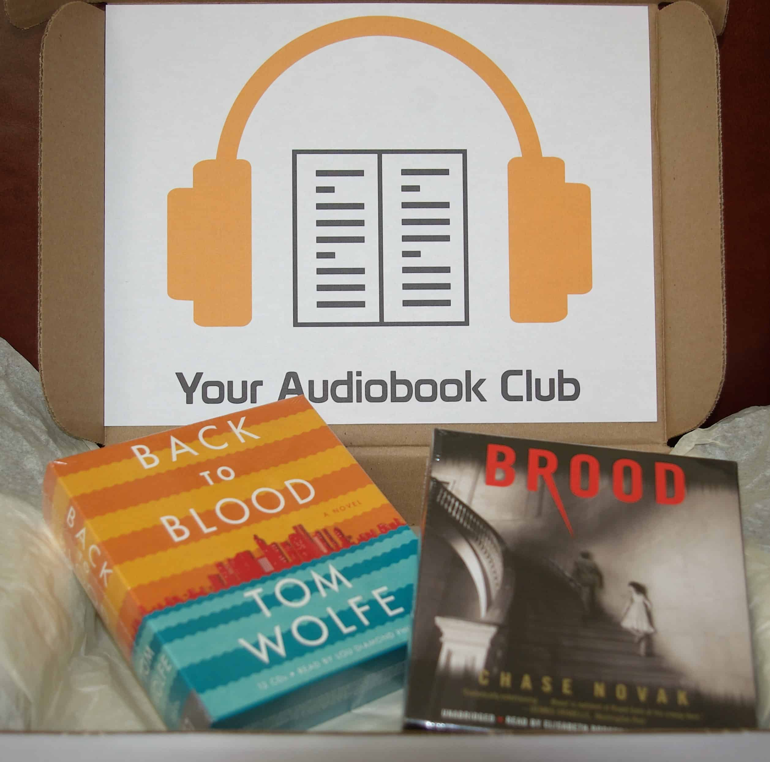 Your Audiobook Club