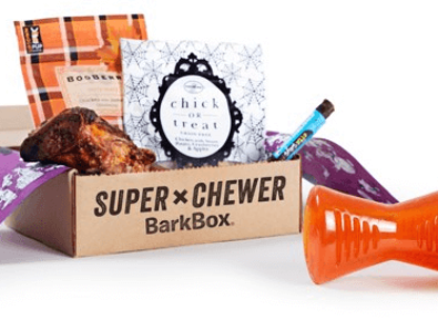 Barkbox Super Chewer